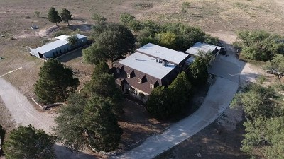 San Angelo Single Family Home For Sale: 6846 Golden Lane