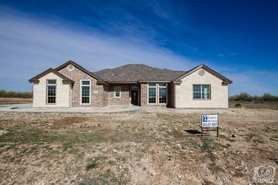 San Angelo TX Single Family Home For Sale: $271,900