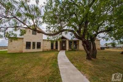 Single Family Home For Sale: 12469 S Hwy 87