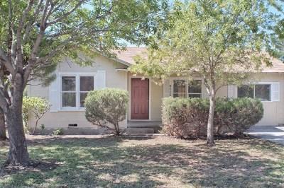 San Angelo Single Family Home For Sale: 1257 E 19th St