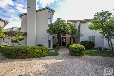 San Angelo Condo/Townhouse For Sale: 2568 Lindenwood Dr