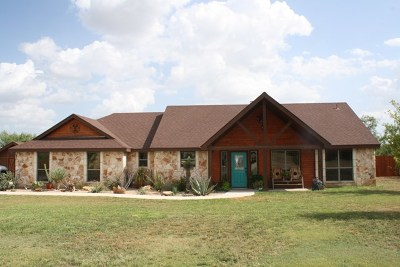 San Angelo Single Family Home For Sale: 3415 Buck Run St