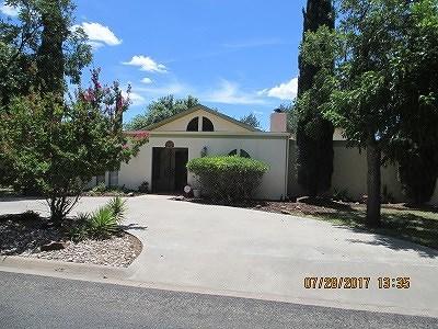 San Angelo TX Single Family Home For Sale: $275,000