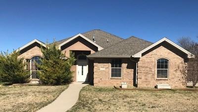 San Angelo Single Family Home For Sale: 306 Burlington Rd