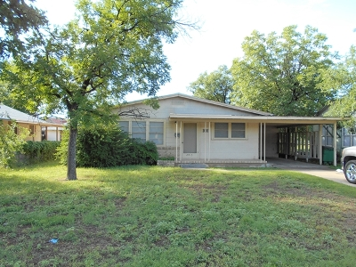 San Angelo TX Rental For Rent: $750
