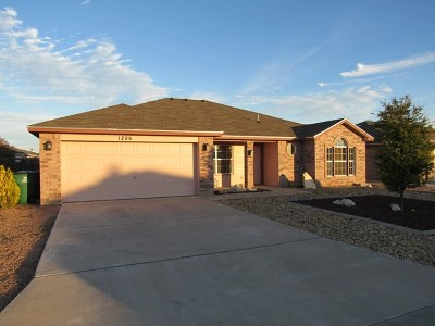San Angelo TX Rental For Rent: $1,575