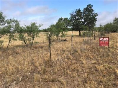 San Angelo Residential Lots & Land For Sale: 13589 Dove Creek Rd