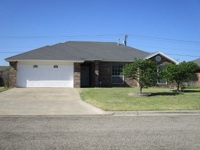 San Angelo TX Rental For Rent: $1,550