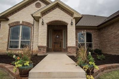 San Angelo Single Family Home For Sale: 1602 Stonebridge Dr