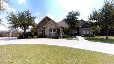 San Angelo Single Family Home For Sale: 630 Ashford Dr