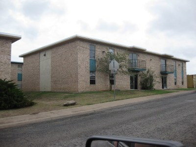 San Angelo TX Multi Family Home For Sale: $1,600,000