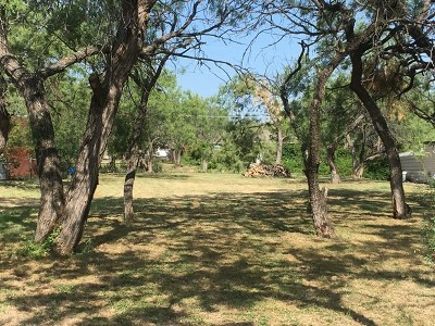 San Angelo Residential Lots & Land For Sale: 1625 Canal Rd