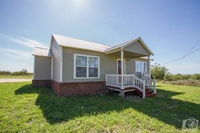 San Angelo TX Single Family Home For Sale: $105,000