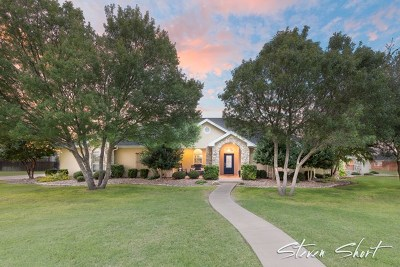 San Angelo Single Family Home For Sale: 1506 Barbara Ave