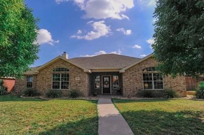 San Angelo TX Single Family Home For Sale: $207,000