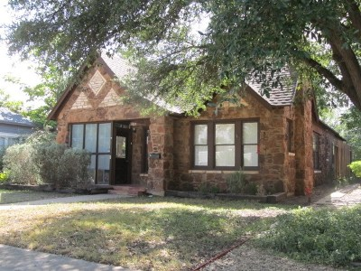 San Angelo TX Single Family Home For Sale: $183,000