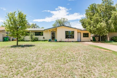 College Hills, College Hills South Single Family Home For Sale: 2825 A&m Ave