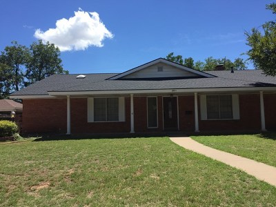 College Hills, College Hills South Single Family Home For Sale: 2801 Tanglewood Dr