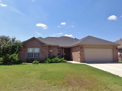San Angelo TX Single Family Home For Sale: $192,500