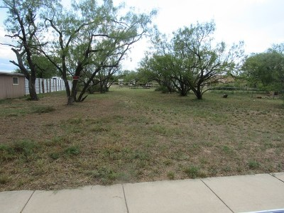 San Angelo Residential Lots & Land For Sale: 2113 Shelton St