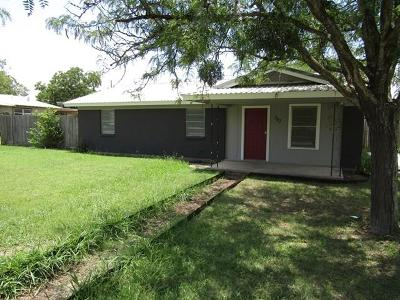 Eldorado Single Family Home For Sale: 707 Lee Ave