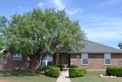 San Angelo Rental For Rent: 226 Drexel Dr