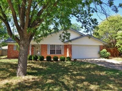San Angelo Rental For Rent: 3225 Tanglewood Dr