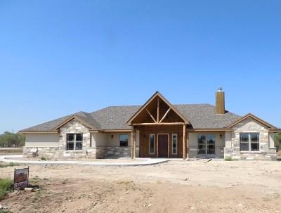 San Angelo Single Family Home For Sale: 3536 Black Buck Trail