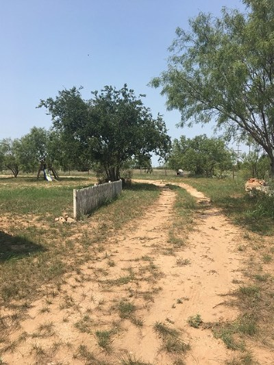 San Angelo Residential Lots & Land For Sale: 8414 Swain Rd