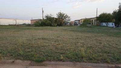 San Angelo Residential Lots & Land For Sale: 829 Julian St