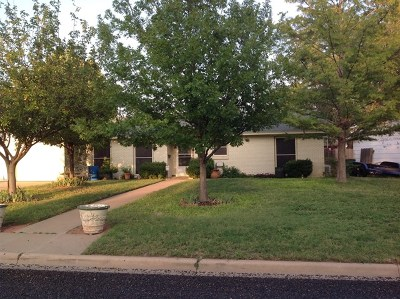College Hills, College Hills South Single Family Home For Sale: 3302 Trinity Ave