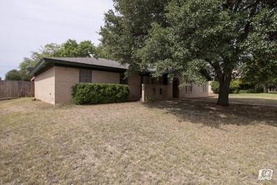 San Angelo Single Family Home For Sale: 2801 Chimney Rock Lane