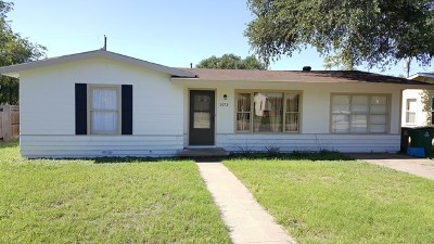 San Angelo Rental For Rent: 2473 Culver Ave