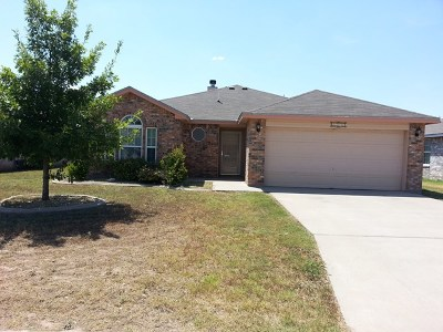 San Angelo Rental For Rent: 1211 Henry Lane