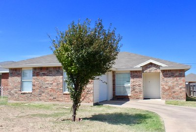 San Angelo TX Rental For Rent: $1,000