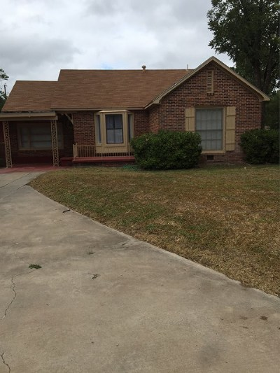 San Angelo TX Rental For Rent: $1,175