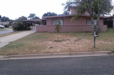 San Angelo Rental For Rent: 2321 Oxford Circle