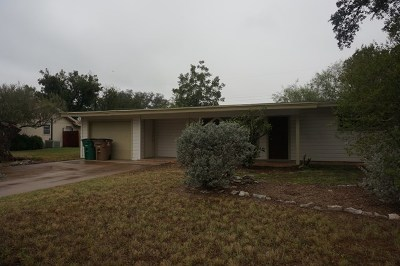 San Angelo TX Rental For Rent: $1,495