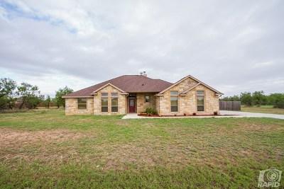 San Angelo Single Family Home For Sale: 8106 Bison