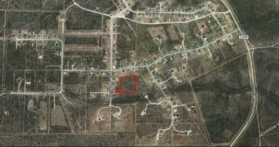San Angelo Residential Lots & Land For Sale: 3162 Pronghorn Path