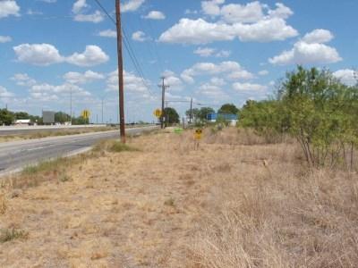San Angelo Residential Lots & Land For Sale: 8125 N Hwy 87