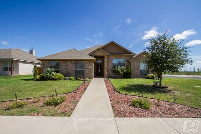 San Angelo Single Family Home For Sale: 6018 Rita Blanca St