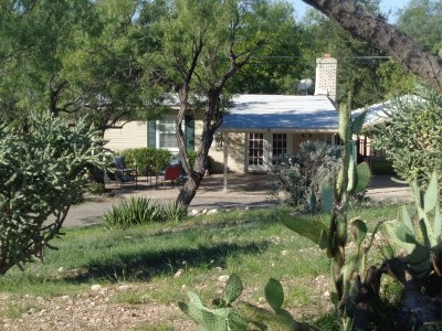 Lake Nasworthy, Lake Nasworthy Group 1, Lake Nasworthy Group 10, Lake Nasworthy Group 15, Lake Nasworthy Group 16, Lake Nasworthy Group 2, Lake Nasworthy Lincoln Pk, Lake Nasworthy Point 1, Lake Nasworthy Red Bluff, Nasworthy 2, Red Bluff Single Family Home For Sale: 2830 Red Bluff Circle