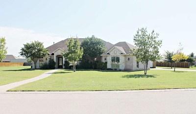 San Angelo Single Family Home For Sale: 1613 Stonelake Dr