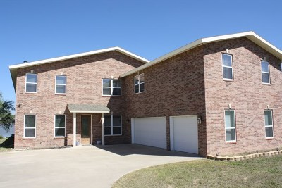 San Angelo Single Family Home For Sale: 2862 Red Bluff Circle
