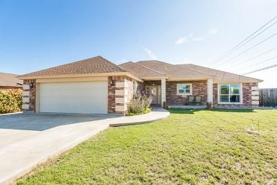 San Angelo Single Family Home For Sale: 4334 Chisholm Tr