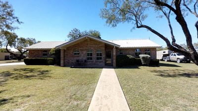 San Angelo Single Family Home For Sale: 5207 Oriole Dr