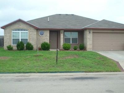 San Angelo Rental For Rent: 1223 Hugo Lane