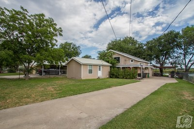 San Angelo Single Family Home For Sale: 2342 Fishermans Rd