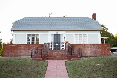 San Angelo Single Family Home For Sale: 221 S Park St